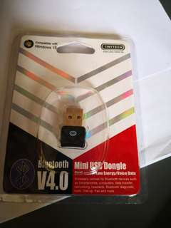 Bluetooth v4. 0 usb dongle