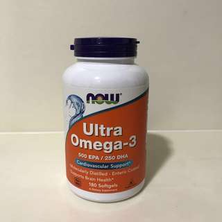 Ultra Omega-3 Fish Oil
