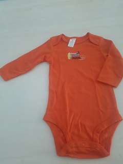 Clearance $2 baby long sleeve romper