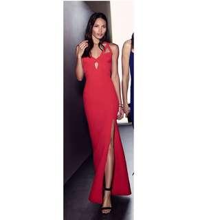 BNWT Size 2 BCBGMAXAZRIA Kelbie Double-Strap Gown (Gorgeous for Prom!)