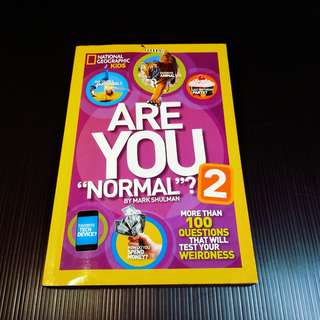 Are You Normal? 2 (National Geographic Kids)