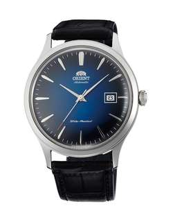 only hk$880, 100% new ORIENT Bambino Version 4 Automatic Blue Dial Men's Watch手錶