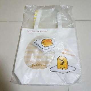 limited edition gudetama shoulder bag