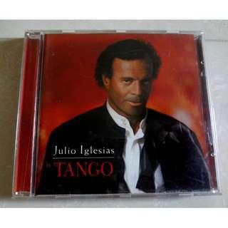 Julio Iglesias CD Tango