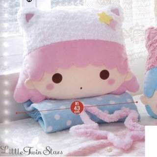 Toreba Prize Little Twin Star Cushion