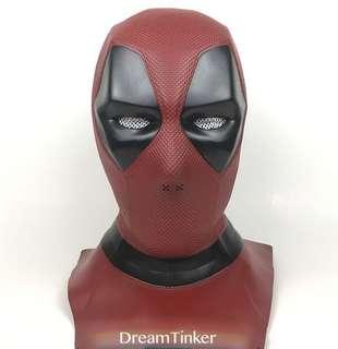 Deadpool mask costume