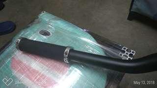 Handle bar and grip handle