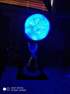 Lamp Dragon Ball Z Goku Vegeta Buu