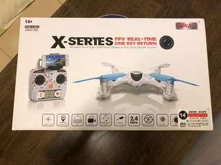 🚚 X-SERTES空拍機