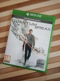Xbox One Game Quantum Break
