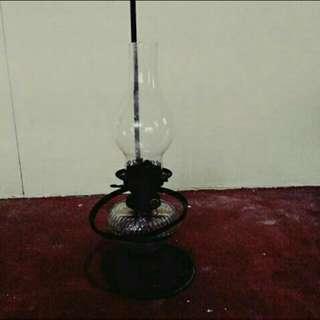 Hinks vintage oil Table Lamp
