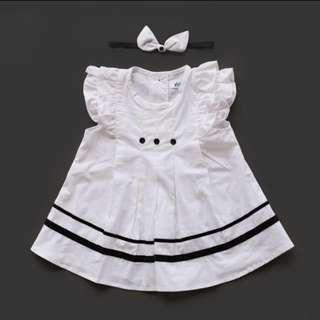 White dress by hellomosfit