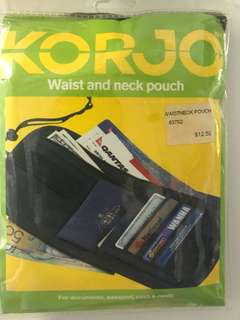 Waist and Neck Pouch