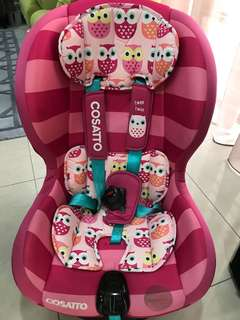 Cosatto Moova 2 Twee Two Carseat