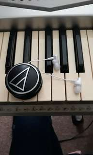 Audio Technica ATH-CLR-100 White Original