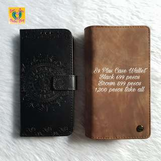S9 Plus Case Wallet