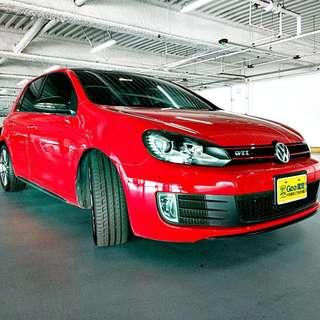 2012年 Volkswagen Golf GTI 2.0