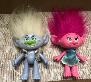 Original Poppy and Guy Diamond Troll
