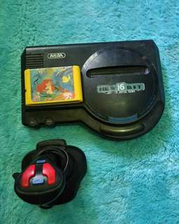 Sega clone 16 bit (nasa)