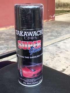 Takawachi super gloss - lamp cleaner