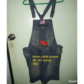 Plus size jumper skirt