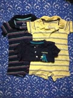 Carter's baby boy bundle 6months