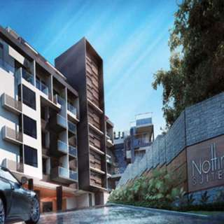 Nottinghill Suites 1 Bedroom with Balcony Entire Unit for Rent (Beauty World MRT)