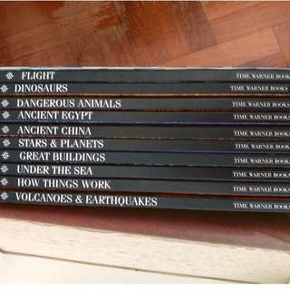 Time Warner Discoveries Library Set