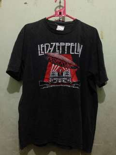 "Baju Tshirt Band Led Zeppelin ""mothership"""