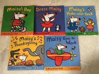 Maisy Readers plus stickers