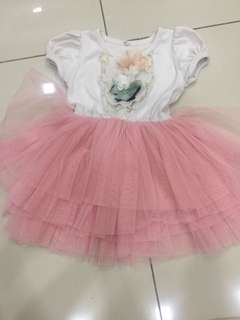 Korea tutu dress