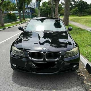 Bmw E90 320i lci model 2009/10 RM11,200 CASH