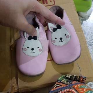 Tinysoles.id bunny shoes