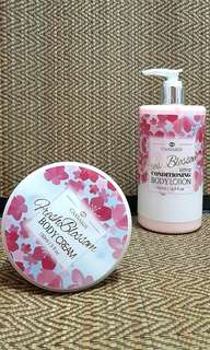 Body cream and body lotion cassardi