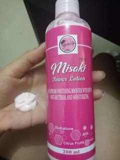 Misaki whitening lotion