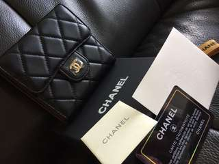 Chanel Wallet (New!)