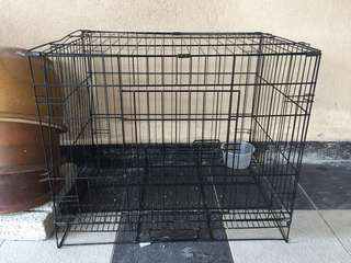 Used Cat Cage