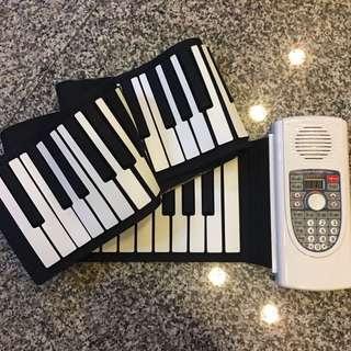 🚚 iword 諾艾 手卷鋼琴 全新轉賣!!!!