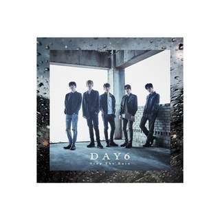 [MY GO] DAY6 STOP THE RAIN JAPANESE ALBUM