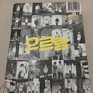 EXO Growl Album (K)