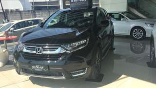 Promo lebaran All new honda crv