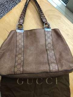 真皮Gucci Bag