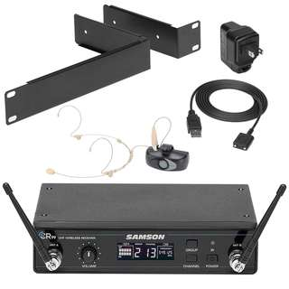 Samson AHX Headset - Micro Transmitter UHF Wireless System