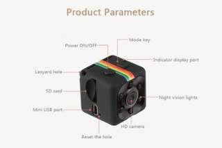 Original HDPRO Mini Motion DV CAM