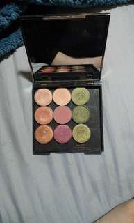 Makeup Geek Z Palette