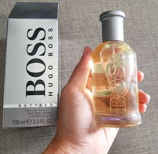 Men Perfume by Hugo Boss (Original)