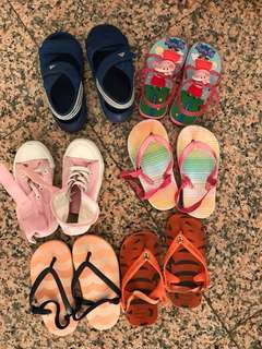 Kids Shoes from 18M to 2Y and half