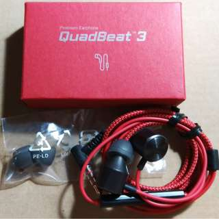LG QuadBeat 3 LE630 Earphones Headset Handsfree