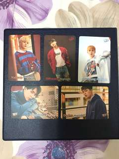 HIGHLIGHT yes card (5 Pieces)