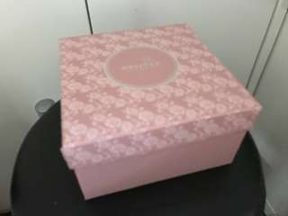 Peonia Diamond Jewelry Box